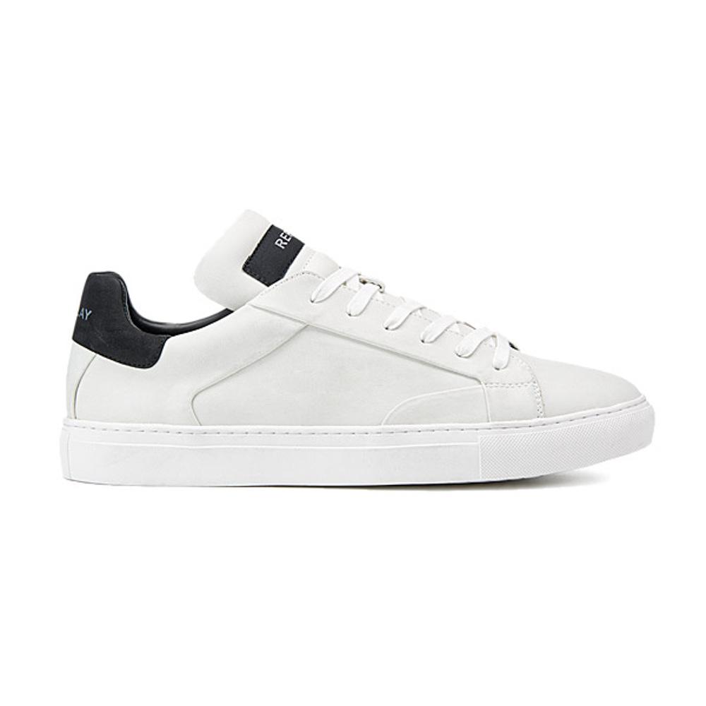 Replay Surprise sneakers με κοντράστ κορδόνια