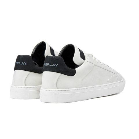 Surprise sneakers με κοντράστ κορδόνια