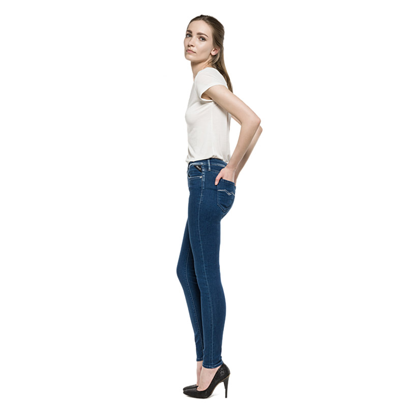 REPLAY JOI FADED-EFFECT JEGGINGS ΓΥΝΑΙΚΕΙΟ ΤΖΙΝ
