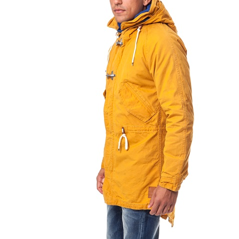 PARKA JACKET BY SCOTCH AND SODA