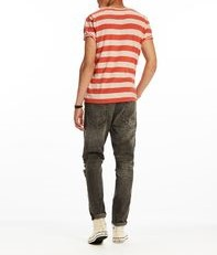 CHEST POCKET T-SHIRT SCOTCH AND SODA