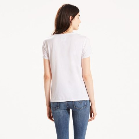LEVI'S ORIGINAL THE PERFECT TEE FOR WOMEN