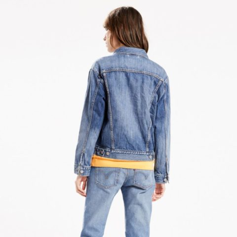 EX-BOYFRIEND TRUCKER LEVI'S ORIGINAL FOR WOMEN