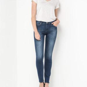 Γυναικείο τζιν παντελόνι LEE Scarlett Regular Waist Skinny