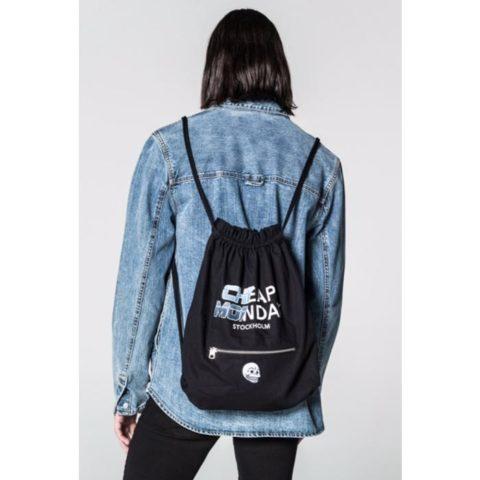 Τσάντα πλάτης υφασμάτινη Rapid Future Logo Gym Bag Cheap Monday