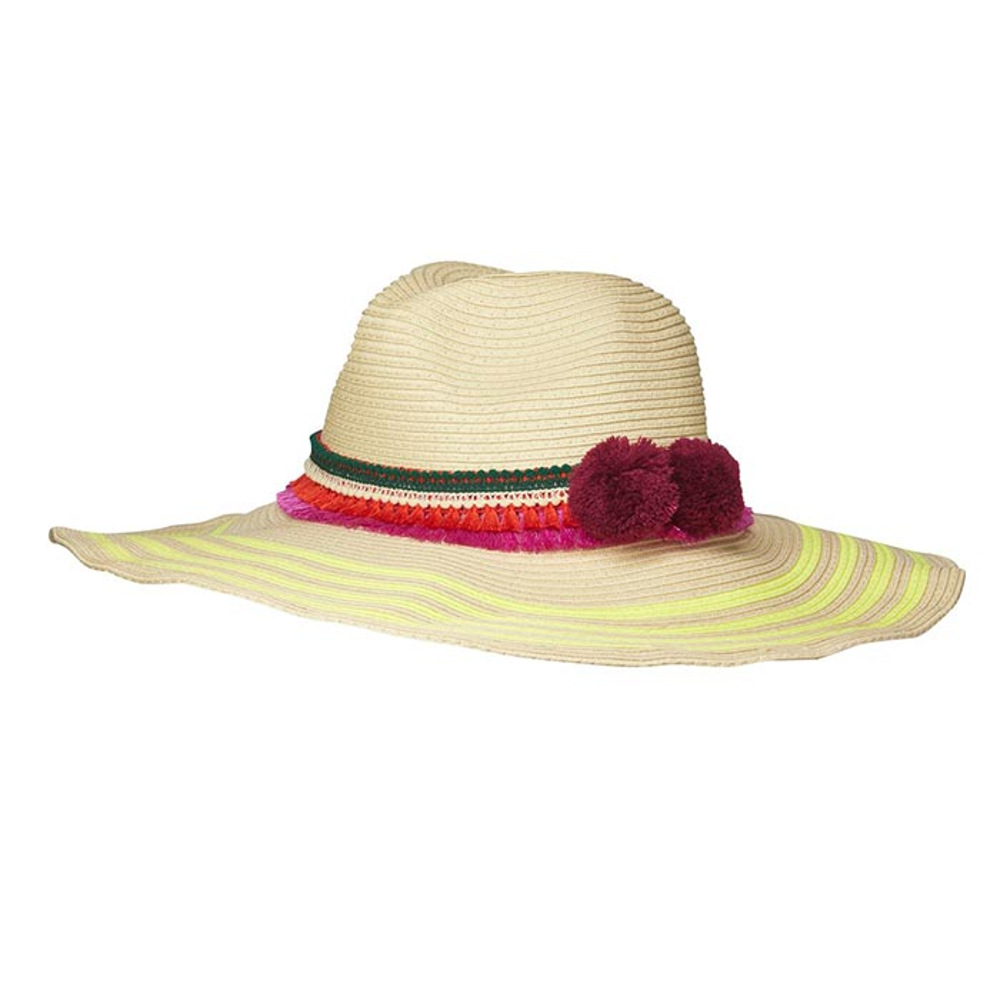 Women's Wide Brimmed Beach Hat by Maison Scotch And Soda