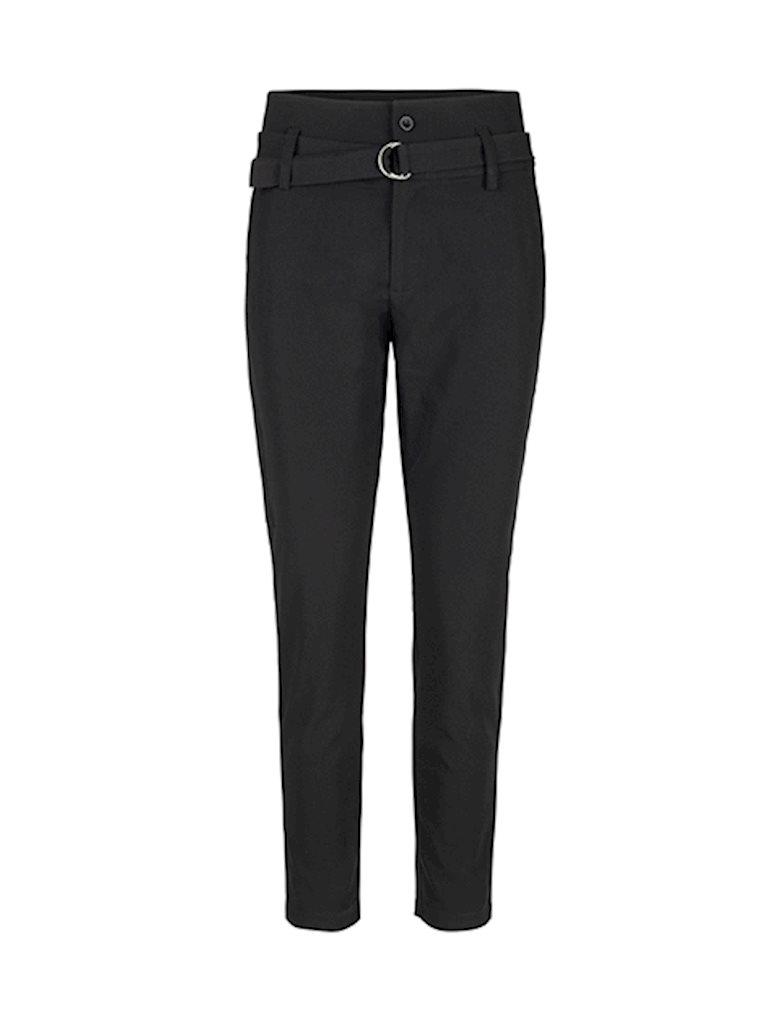 Γυναικείο υφασμάτινο ψηλόμεσο παντελόνι PAN PANT by mbyM