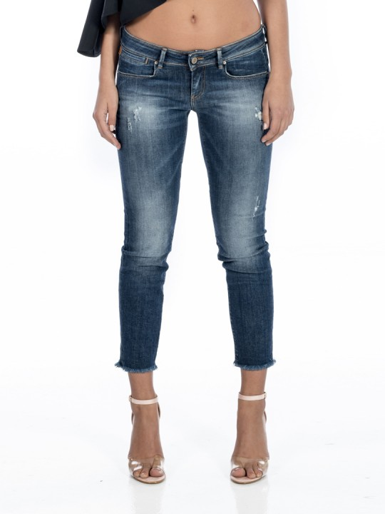 STAFF woman's pant SISSY CROPPED 5-925.705.S1.M.037