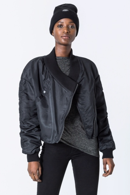 WOMEN'S Delusion Bomber BY CHEAP MONDAY