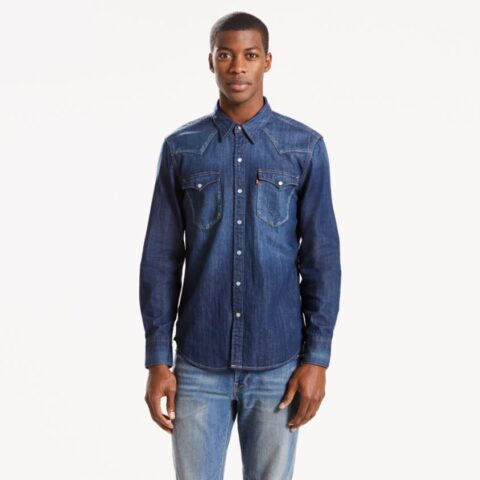 Men's Jean Shirt by LEVI'S ORIGINAL