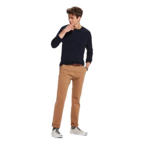 Ανδρικό Παντελόνι Chinos Slim Fit by Scotch and Soda