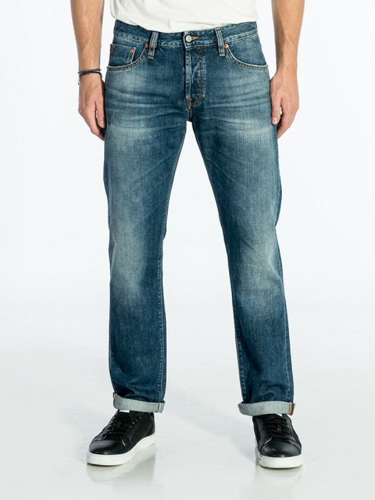 HARDY MEN'S JEAN REGULAR FIT BY STAFF