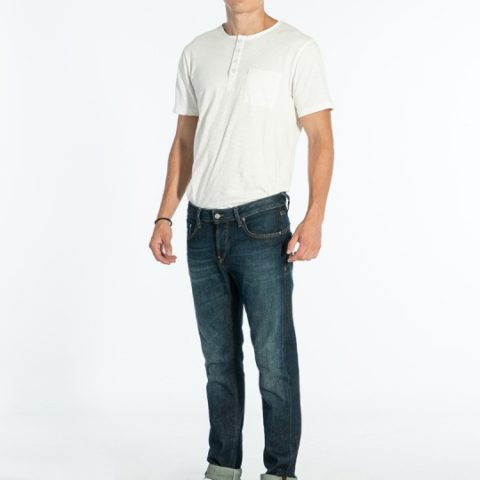 SIMON MEN'S JEANS SLIM FIT BY STAFF