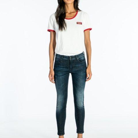Sandra Staff Jeans Γυναικείο Τζιν Παντελόνι.