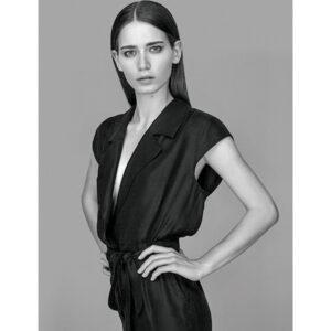 Γυναικεία Ολόσωμη Φόρμα Μαύρη - mbyM.