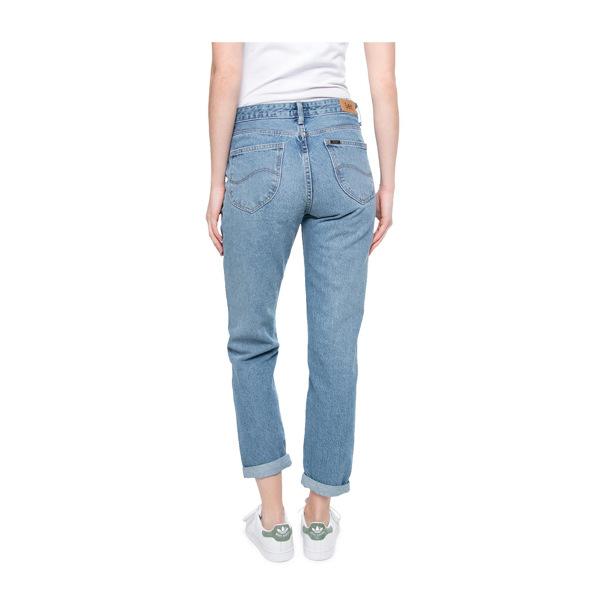 19fe3560b12b Γυναικείο Τζιν Ψηλόμεσο Ίσιο-Lee Mom Straight Jean - Tutto Jeans