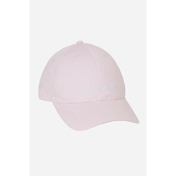 Καπέλο-Cheap Monday CM Baseball Cap Pale Pink.