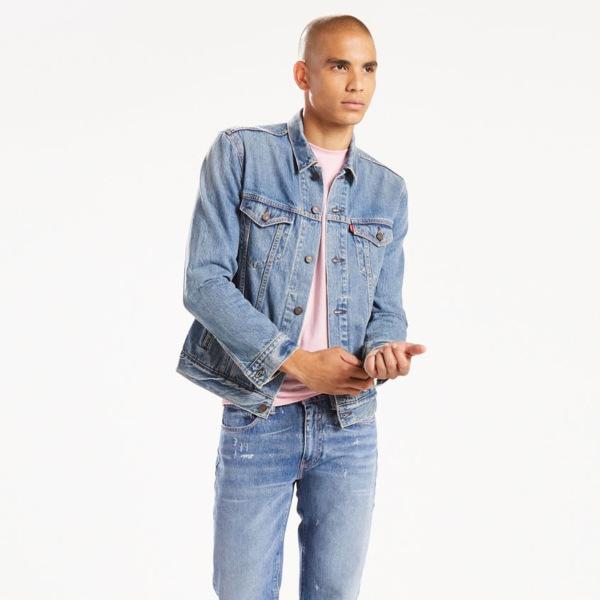 62fbee723508 Τζιν Μπουφάν - Levi s Original Trucker Jacket Havens. - Tutto Jeans
