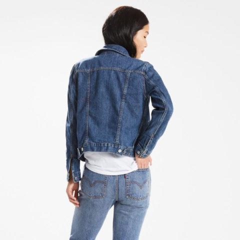 Γυναικείο Τζιν Μπουφάν-Levi's Jean Jacket.