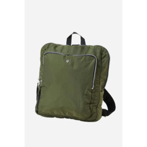 Cheap Monday Zip Backpack Unisex Bleached Olive-Τσάντα Πλάτης.
