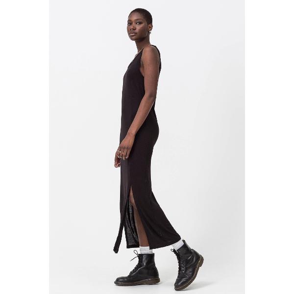 Γυναικείο Μακρύ Φόρεμα Μαύρο - Cheap Monday Carry