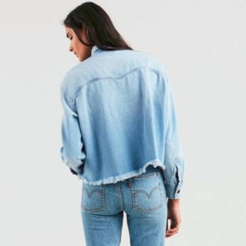 Γυναικείο Πουκάμισο - Levi's - Long Sleeve Addison Shirt