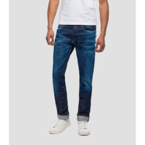 Replay Ronas Slim Fit - Ανδρικό Τζιν Παντελόνι