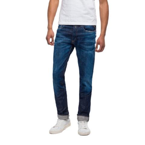 Replay Ronas Slim Fit - Ανδρικό Τζιν Παντελόνι