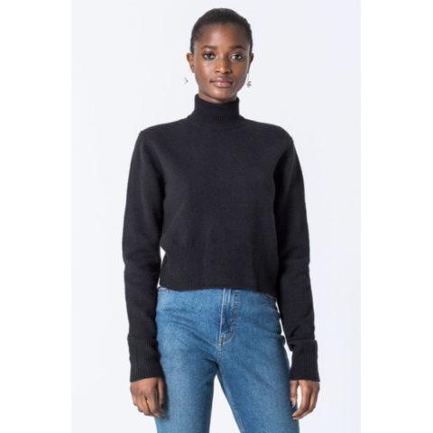 Γυναικείο Ζιβάγκο Πλεκτό - Cropped Knitted Once