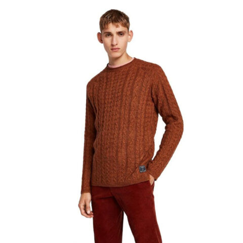 Wool Blend Pullover Scotch & Soda - Ανδρικό Πουλόβερ