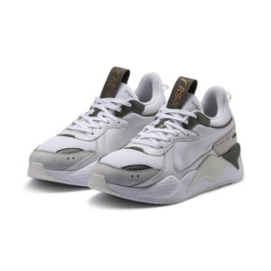 Puma RS-X Trophy Sneaker White-Bronze 369451 02