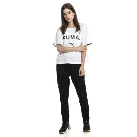 Puma Chase Mesh Tee-Γυναικεία Μπλούζα