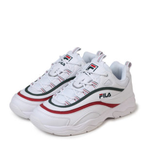 Fila Ray White-Green-Red Sneaker 5RM00522-124