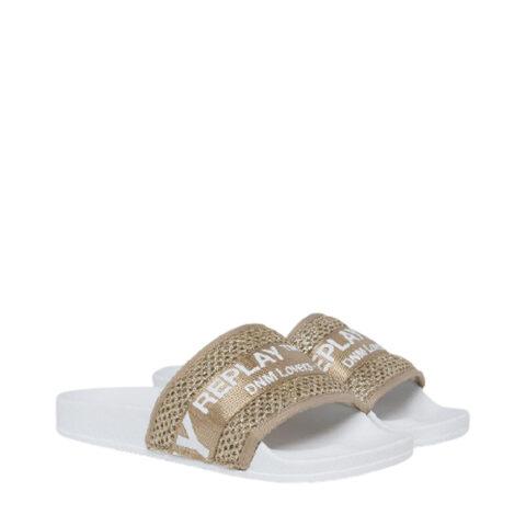 Replay Γυναικείο Σανδάλι-Calipso Mule Sandals