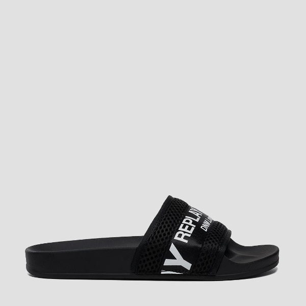 Replay Γυναικεία Παντόφλα-Calipso Mule Sandals
