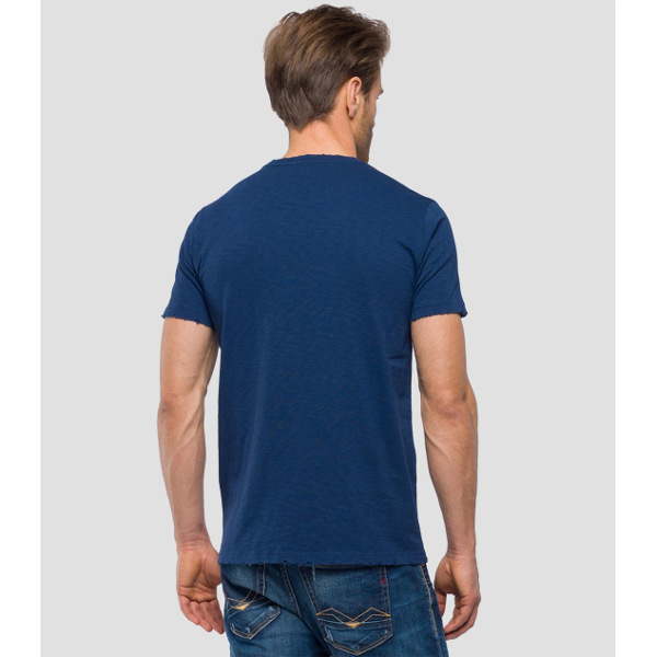 81c4a15d6f69 Replay Men s T-shirt-Με Λόγκο Αστέρι - Tutto Jeans