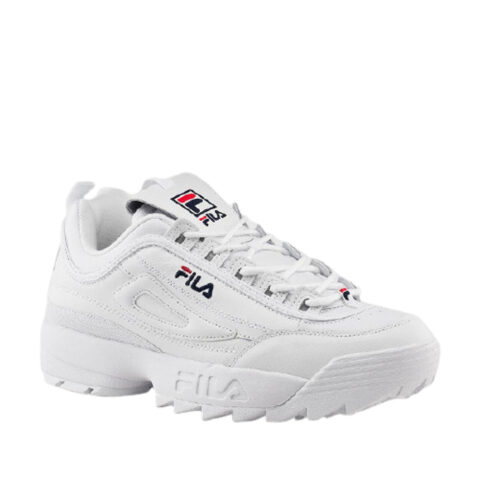Fila Men's Disruptor II Premium White