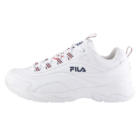 Fila Ray Men's White/Navy/Red