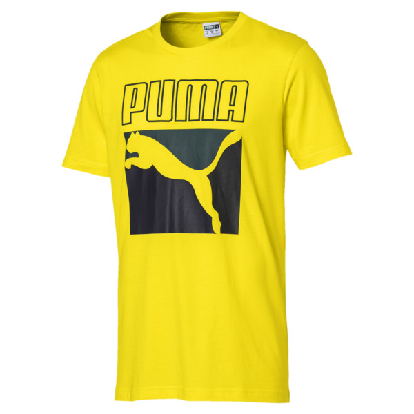 Puma Graphic Box Logo Tee