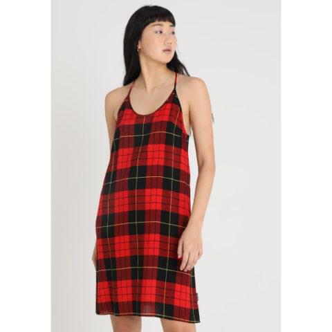 Cheap Monday Gentle Dress Tartan Check