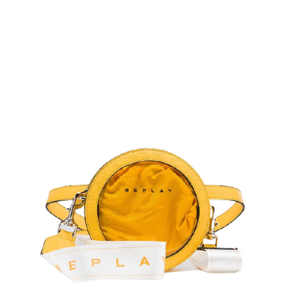 Transparent Waistbag-Replay Yellow