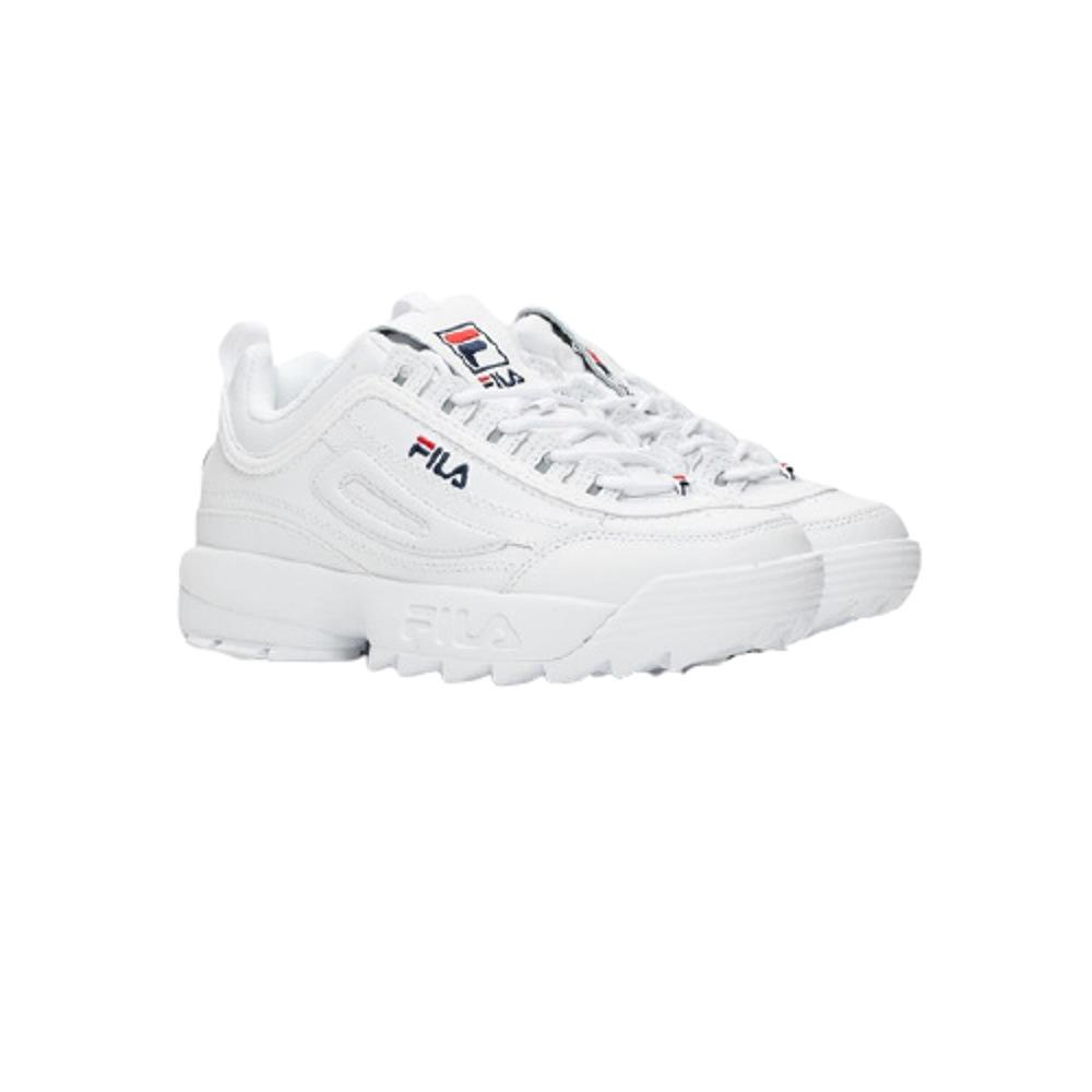 Fila Women's Disruptor II Premium White