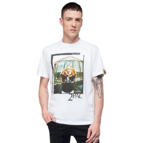 Replay Men's T-shirt Tribute 2Pac