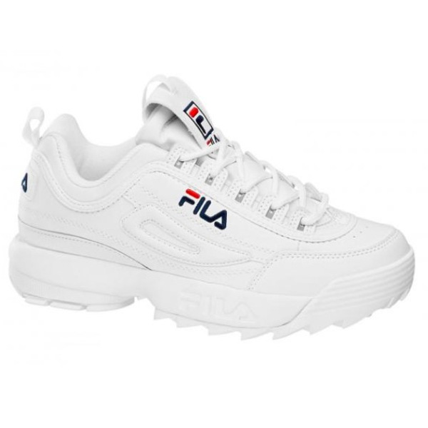 Fila Disruptor Low Men's White