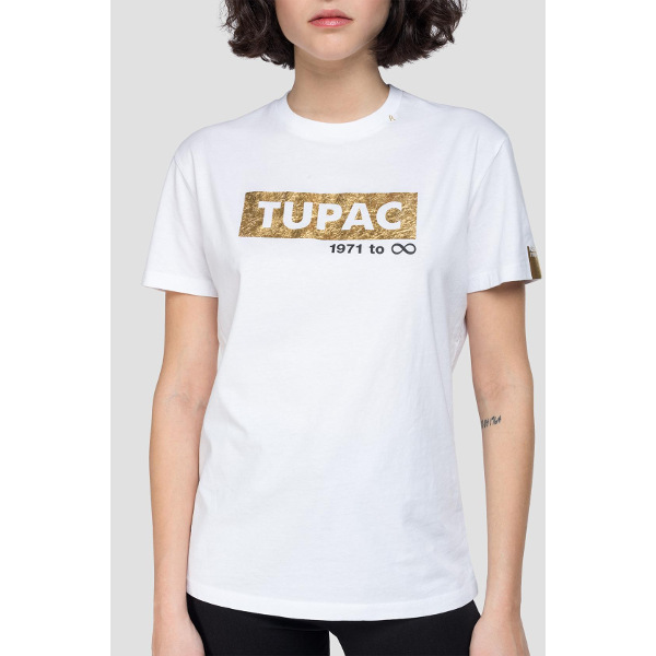 Replay T-shirt Tribute Tupac Limited Edition