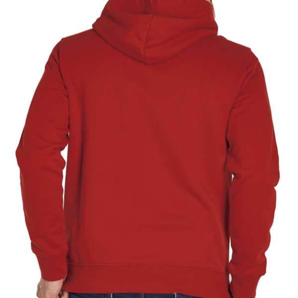 Replay Men's Hoodie Denim Goods Red