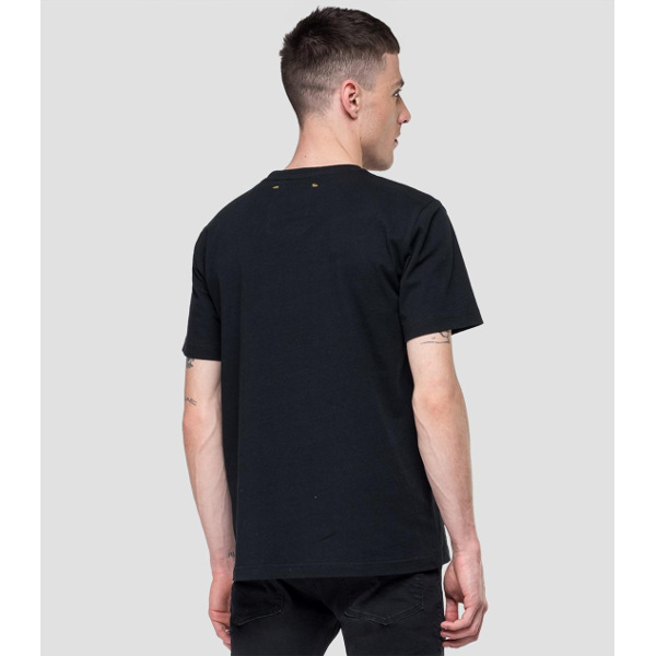 Replay Men's Tribute Tupac T-shirt