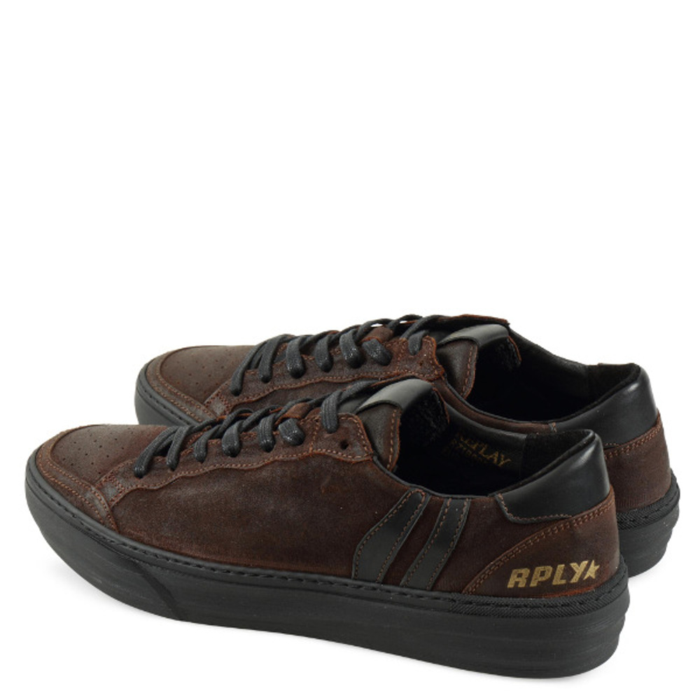 Replay Men's Lockport Low Cut Sneakers