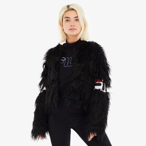 Fila Women's Fleur Fur Jacket LW933291