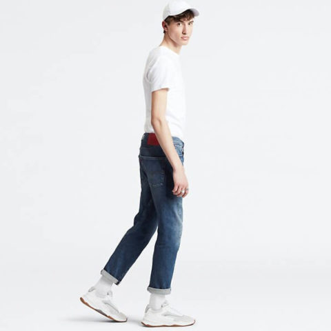 Levi's Enginneered Jeans 502 Regular Taper